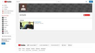 DUT4LIFE - YouTube
