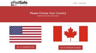 e-RAILSAFE Canada- Workforce Solutions for Canada's Railroad ...