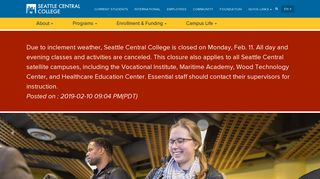 IT Services for Students | Seattle Central College