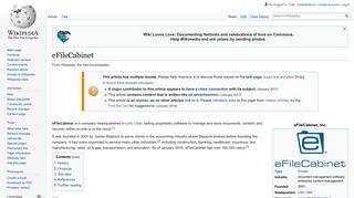 eFileCabinet - Wikipedia