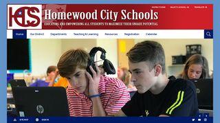 eLearning Alabama | eLearning Alabama | Homewood City Schools