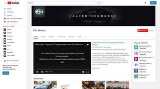 Elio Motors - YouTube