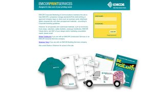 EMCOR Logon