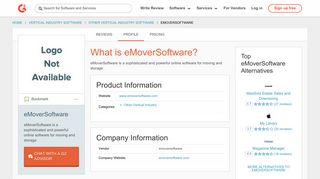 eMoverSoftware   G2 Crowd