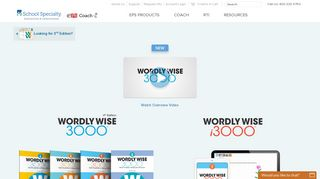 Wordly Wise 3000 4th Edition & Wordly Wise i3000 | EPS