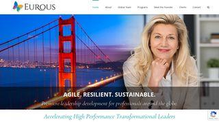 Eurous Global Leadership Group LLC | Global Leadership Development