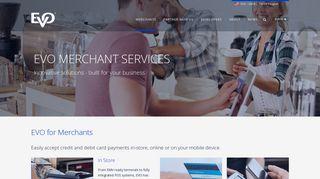 EVO Merchant Services   EVO Payments, Inc. USA