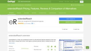 extendedReach Pricing, Features, Reviews & Comparison of ... - GetApp