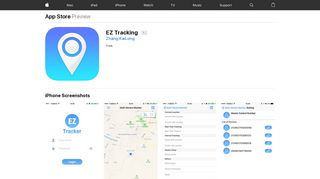 EZ Tracking on the App Store - iTunes - Apple