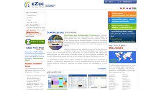 Software de hoteles eZee Frontdesk, orientado a la administración y ...