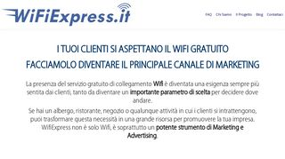 Il WiFi come strumento di marketing