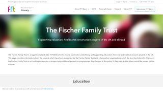 The Fischer Family Trust - FFT