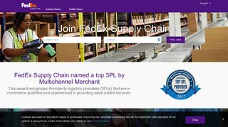 Join FedEx Supply Chain - FedEx Careers