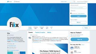 Fiix (@FiixSoftware)   Twitter