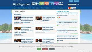 News - Fijivillage   Fiji's Latest News and Sports website