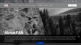 About FAB | First Abu Dhabi Bank (FAB) - UAE