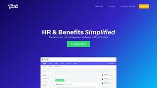 Flock - HR, Benefits & Compliance Software   Human Resource ...