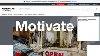 Small Business Solutions   KeyBank