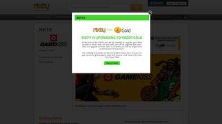 Buy JoyCity game codes, cards and GKash - Rixty