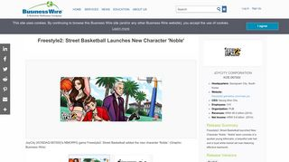 Freestyle2: Street Basketball Launches New Character 'Noble ...