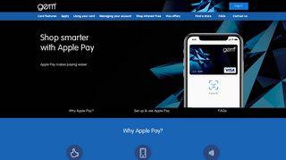 Apple Pay & Wallet Setup | Mobile Tap & Pay | Gem Visa