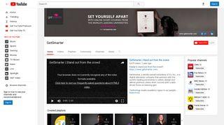 GetSmarter - YouTube