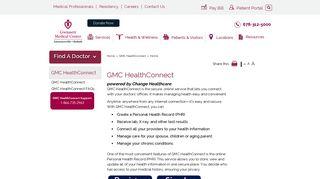 GMC HealthConnect | Gwinnett Medical Center