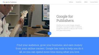 Publisher - Google