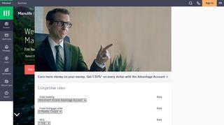 Personal Banking Manulife Bank