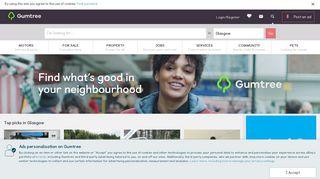Gumtree Glasgow   Free Classifieds Ads