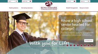 Benchmark Community Bank