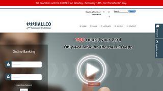 HALLCO - Home