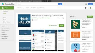 HALLCO Community Credit Union - Apps on Google Play