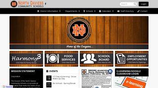 North Daviess Community Schools: Home