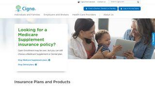 Cigna Official Site | Global Health Service Company