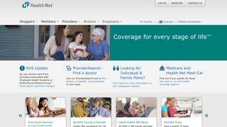 Health Net: Health Insurance & Medicare Advantage Plans