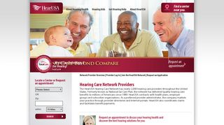 Hearing Care Network Providers : HearUSA.com