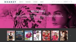 Magazines | Hearst