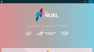 The NUEL - The Home of UK University Esports