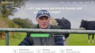 Herdwatch Farming App