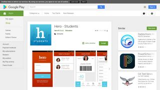 Hero - Students - Apps on Google Play