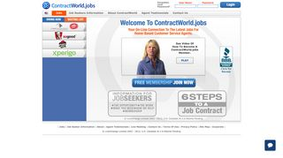 ContractWorld USA Work At Home Jobs Virtual Call Centers Contract ...