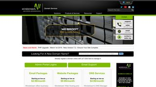 Windstream Domain Services