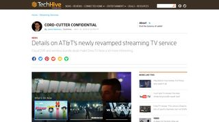 DirecTV Now FAQ: All the details on AT&T's new streaming TV service ...