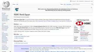 HSBC Bank Egypt - Wikipedia