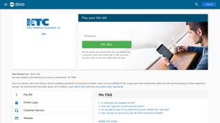 Htc: Login, Bill Pay, Customer Service and Care Sign-In - Doxo
