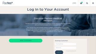 Log In to Your Account - Pastest