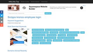 Scripps kronos employee login Search - InfoLinks.Top