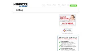 Highster Mobile - Cell phone spy software, spy on any cell ... - evt17.com