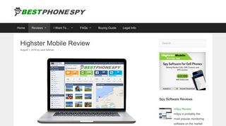 Highster Mobile Review 2018 - Everything You Need to Know